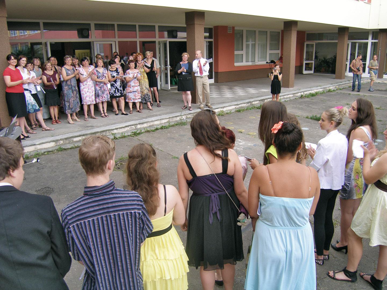 Konec školního roku na ZŠ Heyrovského 32