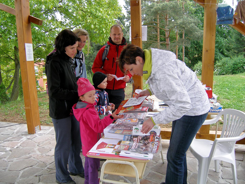 44. Bystrcký vandr a Den pro rodiny IV.