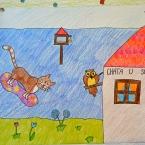 Vyhlášení vítězů výtvarné soutěže Klubu rodičů, 21. května 2014
